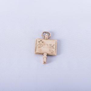 1893 Phi Beta Kappa Key 3