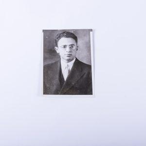 1936 Photo Jack Schiffer Phi Beta Kappa Graduate Brooklyn NY Columbia College 3