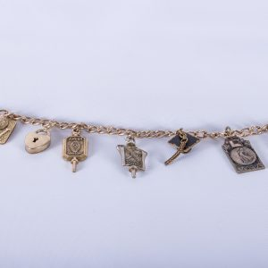 1940s Charm Bracelet