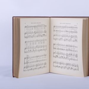 Antique Harvard University Song Book First Edition Band Glee Club 1922 Vintage 2