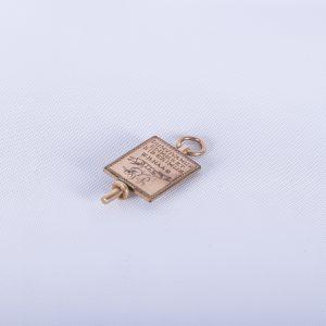 Personalized Kappa Beta Phi key 2